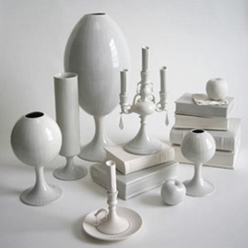 Extremely White Still Life By Kleinreid